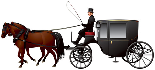 Carriage, a Clarence or Growler