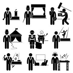 Entertainment Artist Jobs Occupations Careers