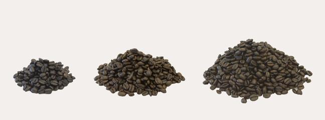 Heaps of Coffee beanas