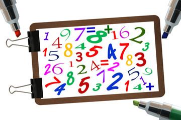 Chiffres  -  Calculer - Evaluation