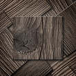 abstract background with wooden squares