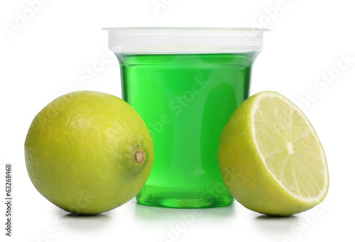 Jam of lemon