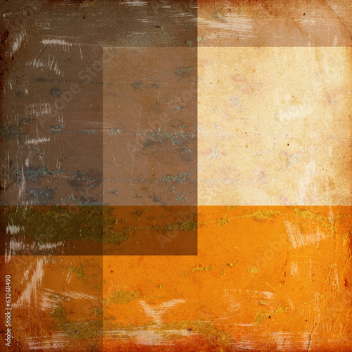 abstract grunge background with rectangles