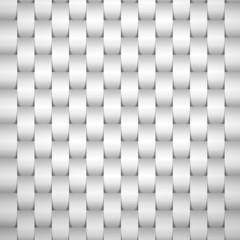 серое бумажное плетение на сером фоне