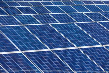 Solarzellen, Solarkraftwerk