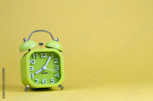 Time clock - Stock Image