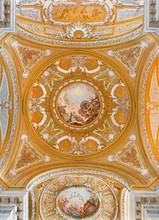 Venise - Dôme de l'église de l'église des Jésuites