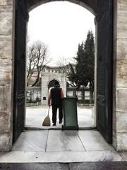 Sultanahmet Camii Kapısı