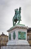 Statue of Frederick V, Copenhagen poster