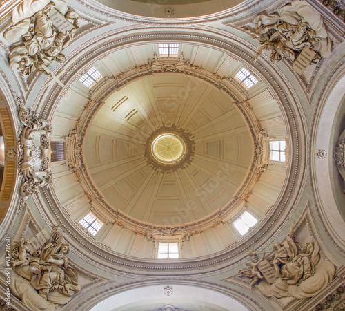 Bologna - Cupola in baroque church Santa Maria della Vita - 63271658