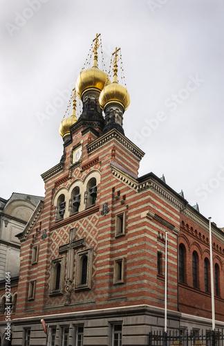 Alexander Nevsky Church, Copenhagen