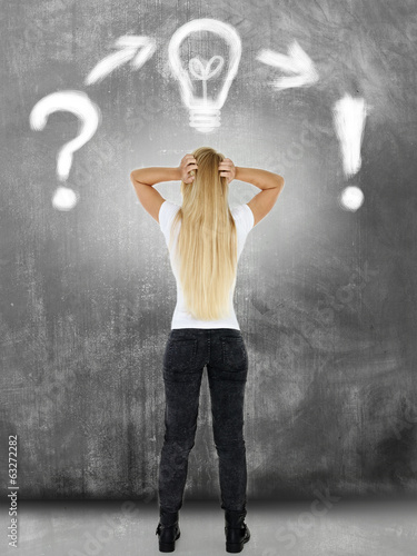 Woman wants to find a solution