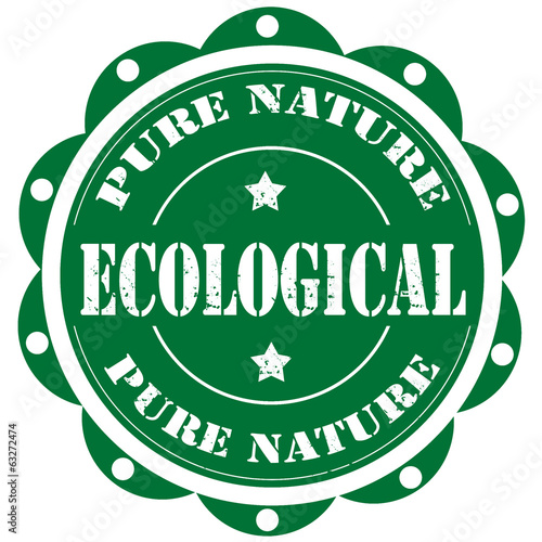 Ecological-stamp