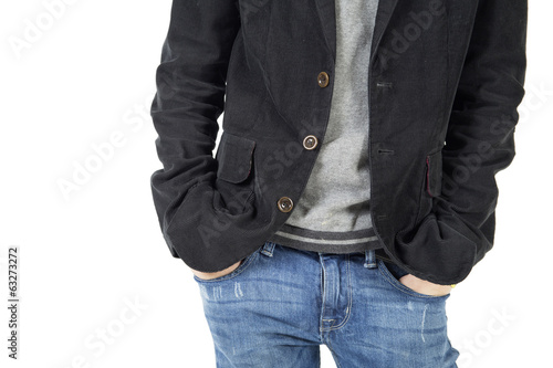 Men's casual stylish