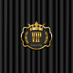 VIP background