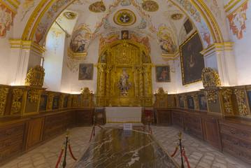 San Millan Yuso Monastery in Spain