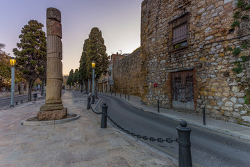 Walls of Tarraco