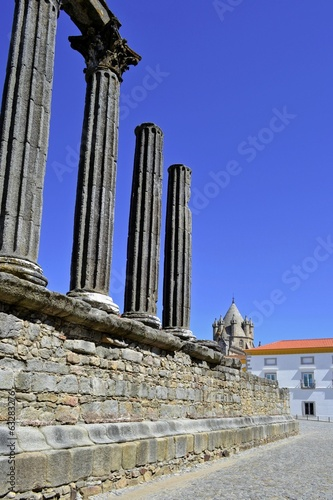 Evora in Portugal