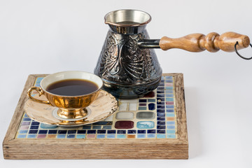 Greek Turkish Coffee