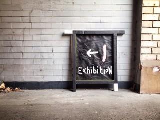 exhibition direction