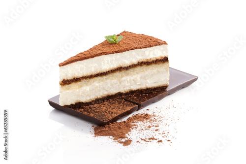 Tiramisu dessert. - 63285859