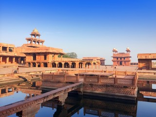 Fatehpur Sikri. India