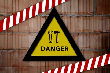 Danger - Warnung