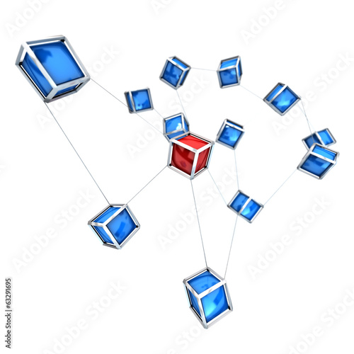 Cube networking