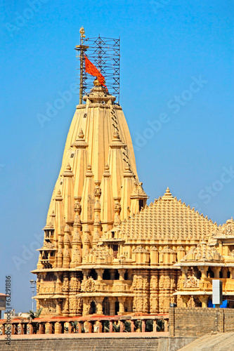 Shiva Somnath temple