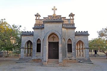 Christian church in Porbandar
