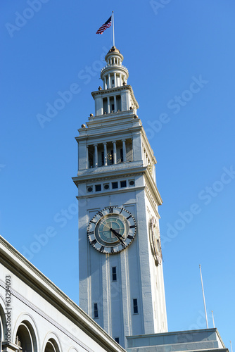 San Francisco Ferry Building, California, USA