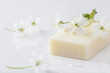 Organic Soap and Blossom