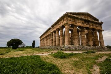 Paestum Neptune Temple