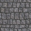 Granite Sett. Seamless Tileable Texture.