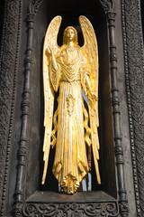 Фрагмент памятника святой великомученице Екатерине