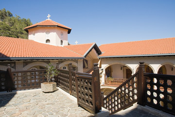The Holy, Royal and Stavropegic Monastery of Kykkos