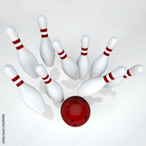 Bowling - The strikes