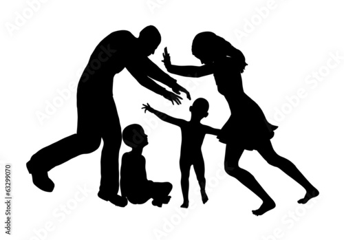 Custody Fight with children as victims