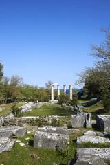 Samothrace, the sanctuary of the Great Gods