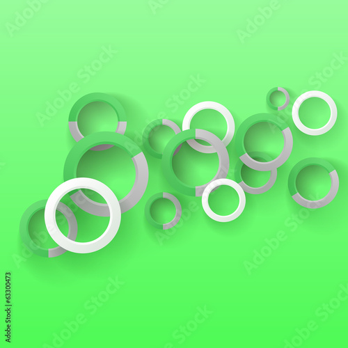 Circles Of Green