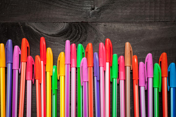 Color pen marker