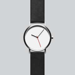 Wristwatch. Vector EPS8