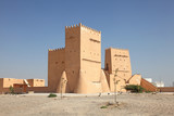 The historic Barzan Tower in Doha, Qatar, Middle East - 63303253