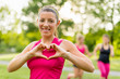 heathy heart through regular workouts