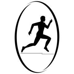 Athletics. Running