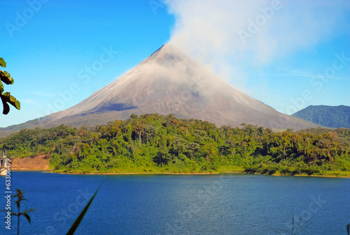Fotobehang Vulkaan Arenal Volcano, Costa Rica