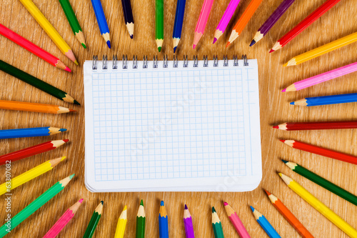 School stationary