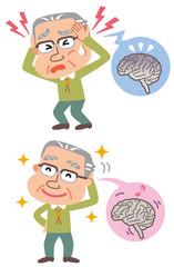 脳の病気 発作 治癒 高齢者
