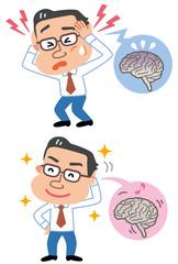 脳の病気 発作 治癒 サラリーマン