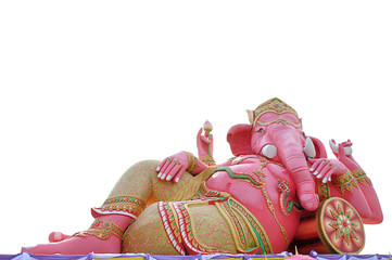 Pink Ganesha